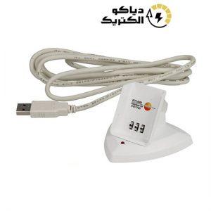 اینترفیس اتصال USB دیتالاگر های 174t-174H