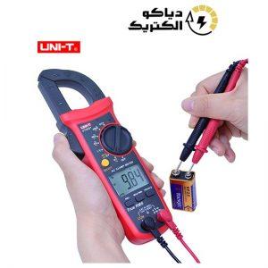 کلمپ آمپرمتر AC یونیتی مدل +UT202