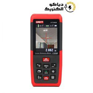 مسافت سنج و متر لیزری پرتابل یونیتیUT396B