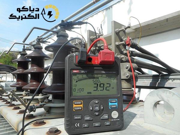 میگر 5 کیلو ولت یونیتی UNI-T UT513A