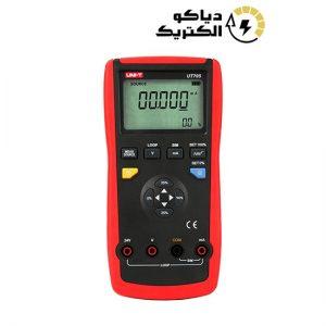لوپ کالیبراتور ولتاژ و جریان یونیتی UNI-T UT705