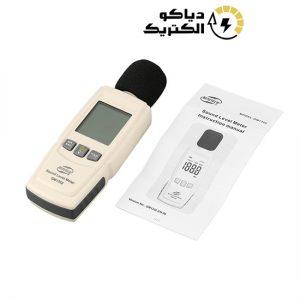 صدا سنج یا صوت سنج بنتک BENETECH GM1352