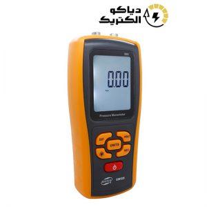 مانومتر یا فشار سنج دیجیتالی تفاضلی مدل BENETECH GM505