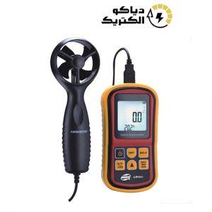 بادسنج یا فلومتر هوا بنتک BENETECH GM8901