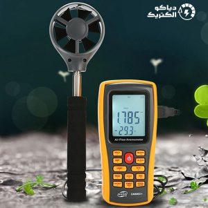 بادسنج و فلومتر بنتک +BENETECH GM8902