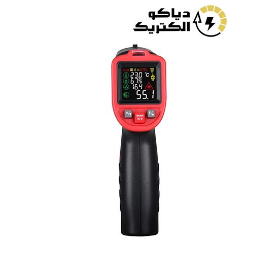 ترمومتر لیزری 1050 درجه وینتکت WINTACT WT323E