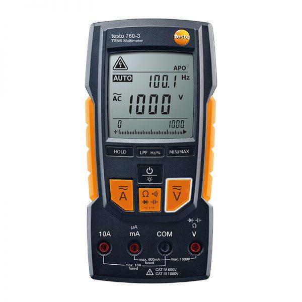 مولتی متر دیجیتال تستو آلمان TESTO 760-3