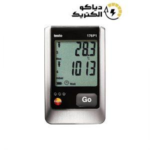 دیتالاگر دما، رطوبت و فشار مطلق( محیطی ) تستو TESTO 176P1