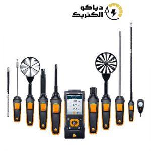 دستگاه سنجش کیفیت هوای داخلی و سرعت هوا 440 Testo