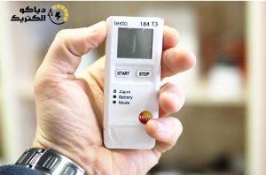 دیتالاگر USB دما تستو TESTO 184-T3