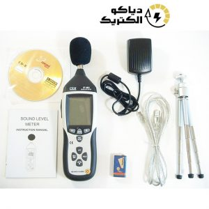 صوت سنج حرفه ای سی ای ام مدل CEM DT-8851