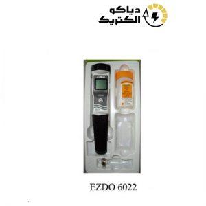 EC متر یا هدایت سنج الکتریکی ازدو EZDO-6022