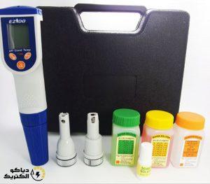 مولتی تستر کیفیت آب EZDO-7200