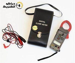 کلمپ آمپرمتر خاص کلمپ ترمومتر دار لوترون LUTRON DM-6055C