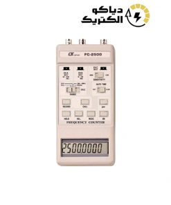 فرکانس متر لوترون LUTRON FC-2500