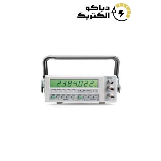 فرکانس متر لوترون LUTRON FC-2700