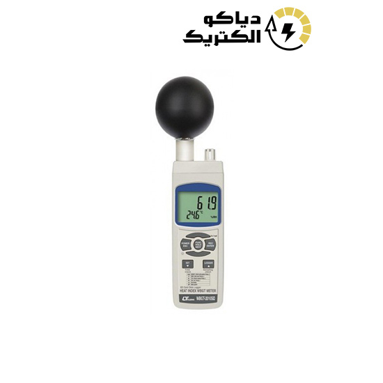 حرارت سنج و استرس سنج گرمایی لوترون Lutron WBGT-2010SD